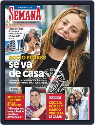 Semana October 7th, 2020 Digital Back Issue Cover