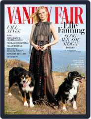 Vanity Fair UK (Digital) Subscription October 1st, 2020 Issue