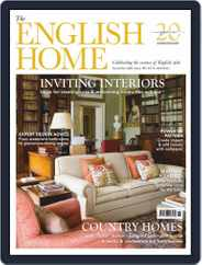 The English Home (Digital) Subscription November 1st, 2020 Issue