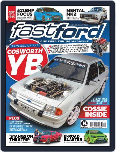 Fast Ford November 1st, 2020 Digital Back Issue Cover