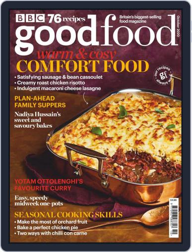 Bbc Good Food October 1st, 2020 Digital Back Issue Cover