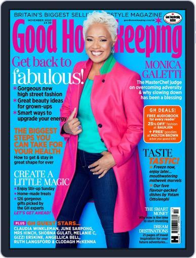Good Housekeeping UK November 1st, 2020 Digital Back Issue Cover