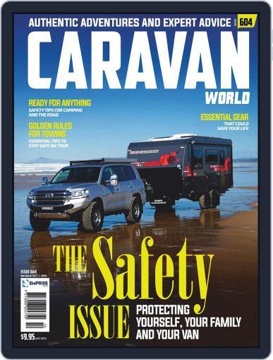 Caravan World (Digital) October 1st, 2020 Issue Cover