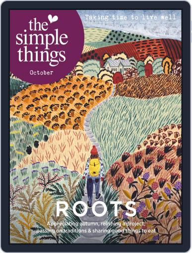 The Simple Things (Digital) October 1st, 2020 Issue Cover