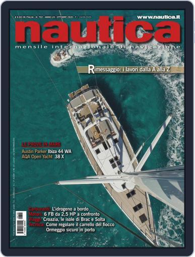 Nautica (Digital) October 1st, 2020 Issue Cover