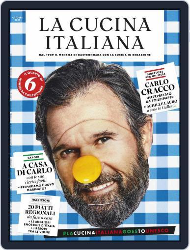 La Cucina Italiana October 1st, 2020 Digital Back Issue Cover