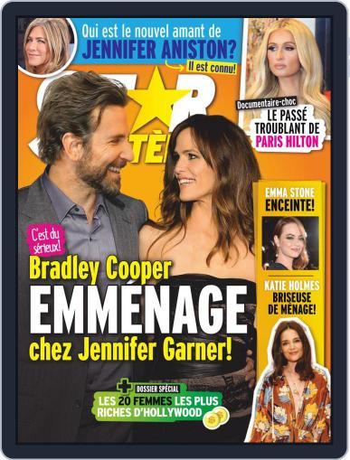 Star Système October 9th, 2020 Digital Back Issue Cover