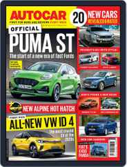 Autocar (Digital) Subscription September 30th, 2020 Issue