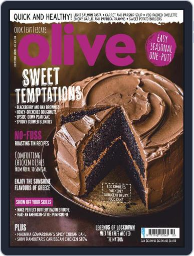 Olive (Digital) October 1st, 2020 Issue Cover