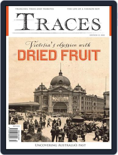 Traces September 14th, 2020 Digital Back Issue Cover