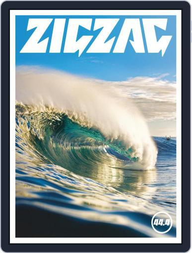 Zigzag September 1st, 2020 Digital Back Issue Cover