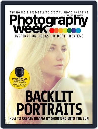 Photography Week (Digital) October 1st, 2020 Issue Cover