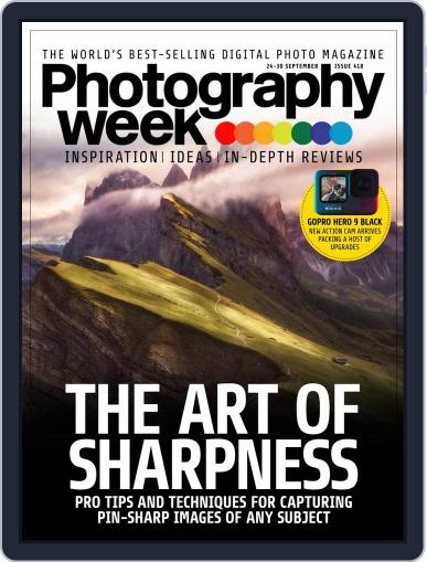 Photography Week (Digital) September 24th, 2020 Issue Cover