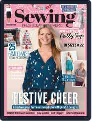 Simply Sewing (Digital) Subscription November 1st, 2020 Issue