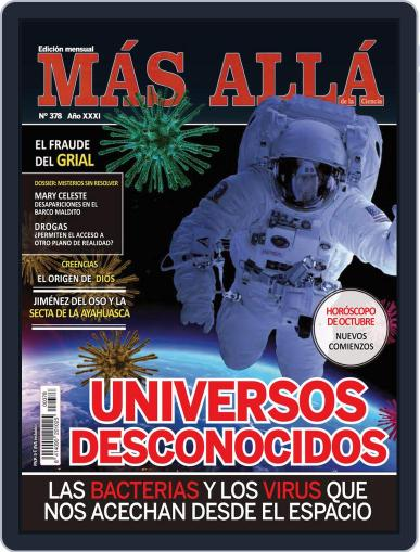 Mas Alla (Digital) October 1st, 2020 Issue Cover