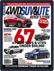 Australian 4WD & SUV Buyer's Guide (Digital) Subscription September 1st, 2020 Issue