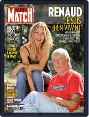 Paris Match (Digital) Subscription October 1st, 2020 Issue