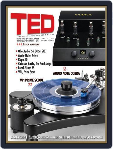 Magazine Ted Par Qa&v (Digital) September 1st, 2020 Issue Cover