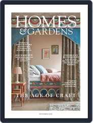 Homes & Gardens (Digital) Subscription November 1st, 2020 Issue