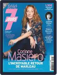 Télé 7 Jours (Digital) Subscription October 10th, 2020 Issue