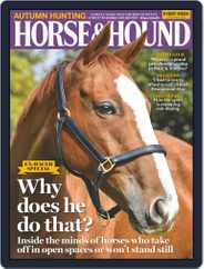 Horse & Hound (Digital) Subscription October 1st, 2020 Issue