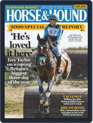 Horse & Hound (Digital) Subscription September 24th, 2020 Issue
