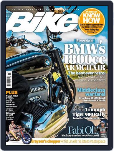 BIKE United Kingdom September 30th, 2020 Digital Back Issue Cover