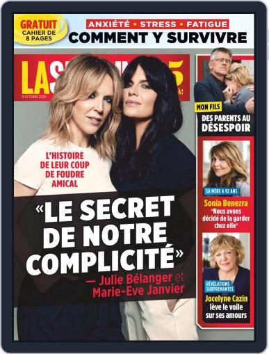 La Semaine (Digital) October 9th, 2020 Issue Cover