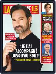 La Semaine (Digital) Subscription October 2nd, 2020 Issue