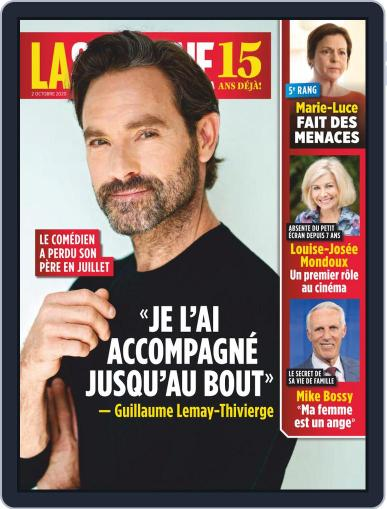 La Semaine (Digital) October 2nd, 2020 Issue Cover