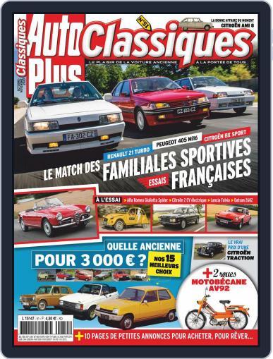 Auto Plus Classique October 1st, 2020 Digital Back Issue Cover