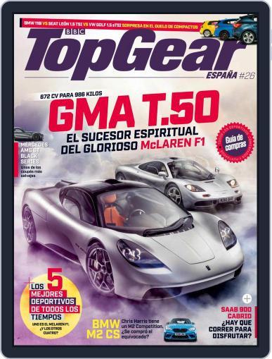 Top Gear España September 1st, 2020 Digital Back Issue Cover
