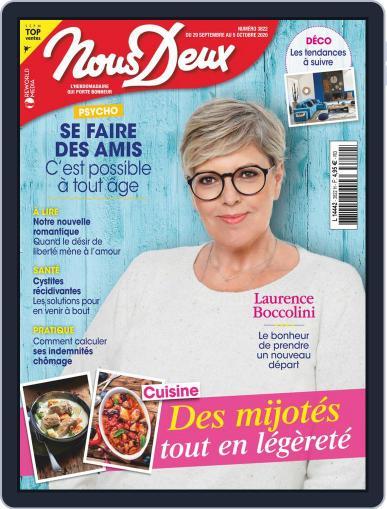 Nous Deux September 29th, 2020 Digital Back Issue Cover