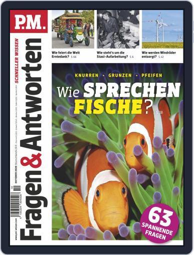P.M. Fragen & Antworten (Digital) October 1st, 2020 Issue Cover