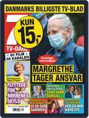 7 TV-Dage (Digital) Subscription October 5th, 2020 Issue