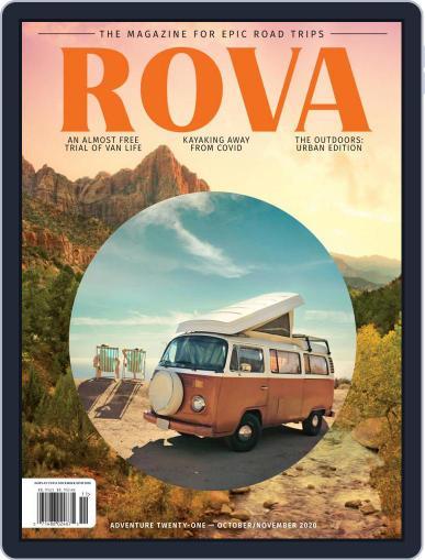 ROVA October 1st, 2020 Digital Back Issue Cover