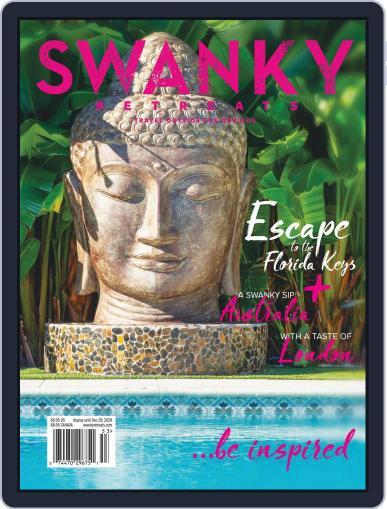 Swanky Retreats (Digital) September 1st, 2020 Issue Cover
