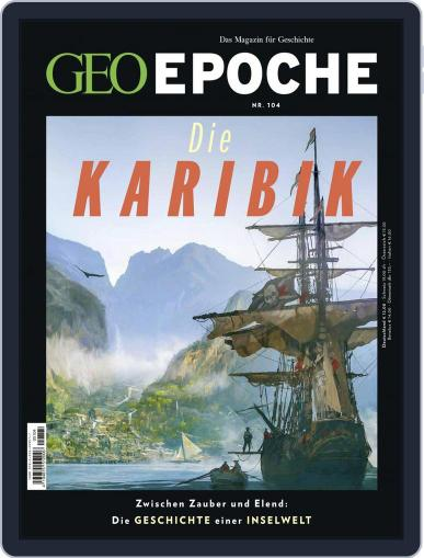 GEO EPOCHE (Digital) August 1st, 2020 Issue Cover
