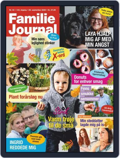 Familie Journal (Digital) September 28th, 2020 Issue Cover