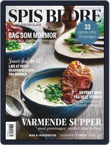 SPIS BEDRE October 1st, 2020 Digital Back Issue Cover