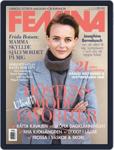 Femina Sweden (Digital) December 1st, 2020 Issue Cover