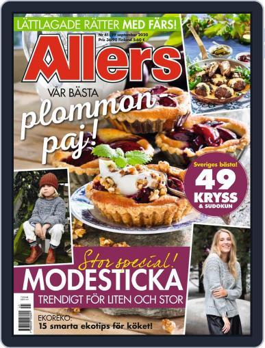 Allers September 29th, 2020 Digital Back Issue Cover