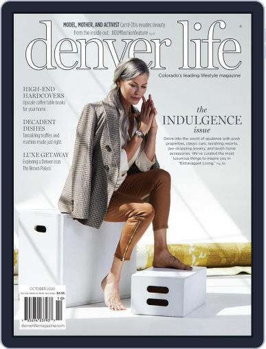 Denver Life October 1st, 2020 Digital Back Issue Cover