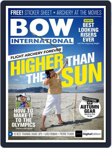 Bow International (Digital) September 17th, 2020 Issue Cover
