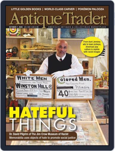 Antique Trader (Digital) October 7th, 2020 Issue Cover