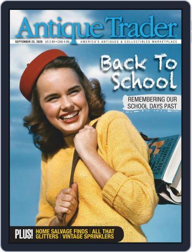 Antique Trader (Digital) September 23rd, 2020 Issue Cover