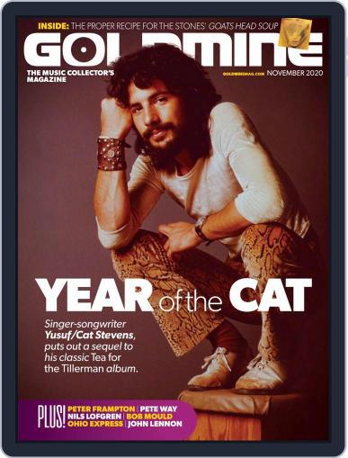 Goldmine (Digital) November 1st, 2020 Issue Cover