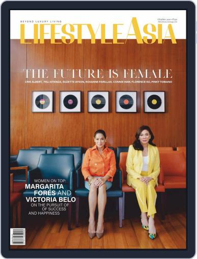 Lifestyle Asia October 1st, 2020 Digital Back Issue Cover