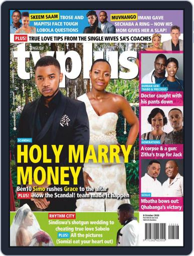 TV Plus English (Digital) October 8th, 2020 Issue Cover