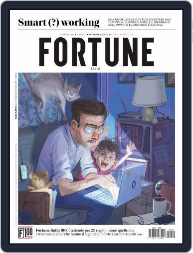 Fortune Italia (Digital) October 1st, 2020 Issue Cover